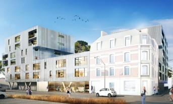 65 logements collectifs «Côté Docks» au Havre (76)